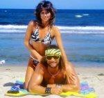MISS ELIZABETH - IN A BIKINI AT THE BEACH WITH MACHO MAN !! | eBay